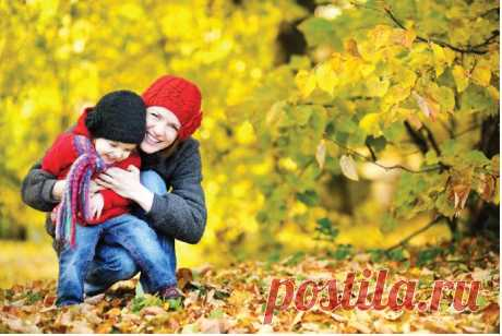 Как укрепить иммунитет ребенка в осенне-зимний период   Svet-mama
