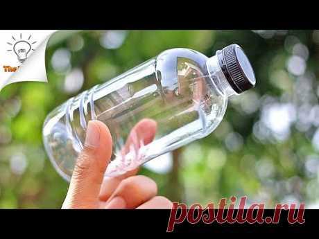 38 Творческие идеи из пластиковых бутылок | Thaitrick