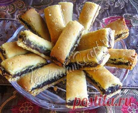 Печенье с финиками - пошаговый рецепт с фото | Вегетарианские рецепты «Приготовим с любовью!»
