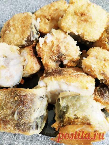 Минтай в кляре - вкусные блюда из рыбы