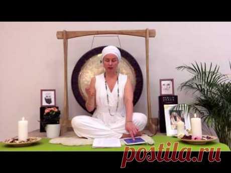 Медитация для восстановления после стресса
