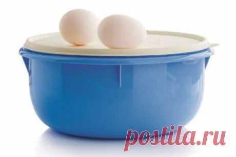 Замесочное блюдо 3 л голубое Tupperware купить, цена, доставка