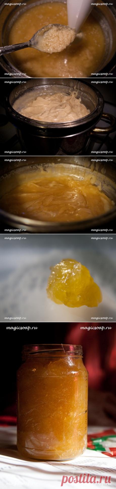 Мастер-класс: жидкое мыло на KOH (гидроксиде калия) с нуля! Калийное мыло