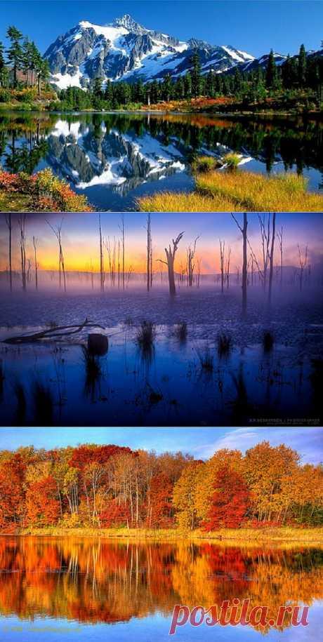 (+1) тема - 25 живописных фотографий из разных уголков мира | Улетные картинки