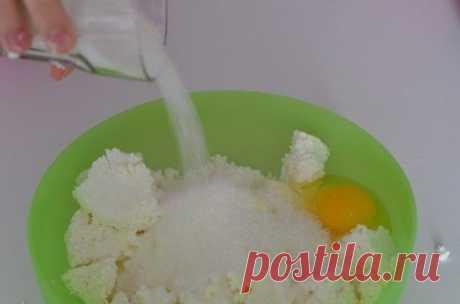Простейший рецепт приготовления идеальных сырников. Неземной вкус и польза для здоровья.