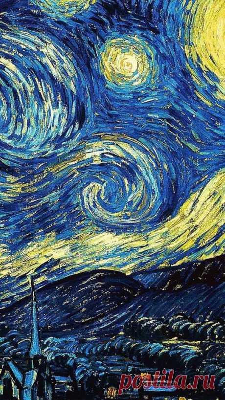 Հաճախ կարծում եմ, որ գիշերն ավելի կենդանի ու հարուստ գույներ ունի, քան ցերեկը. Վան Գոգ
