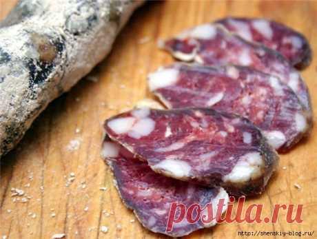 3 рецепта натуральной сыро-вяленой сухой колбасы своими руками!
