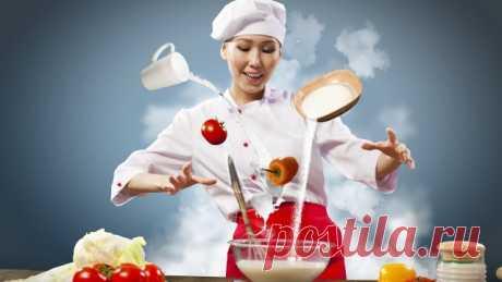 Кухонные хитрости для идеальной хозяйки — Полезные советы