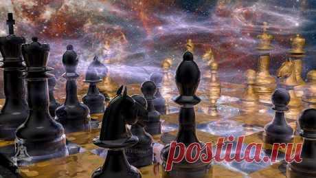 Единственный способ стать умнее - играть с более умным противником.