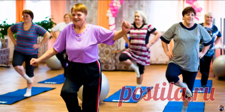 5 простых упражнений гимнастики для пожилых людей, увлекательный и эффективный метод комплексной тренировки | Елена Василева|Блогер на пенсии | Яндекс Дзен
