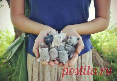 Сухое валяние игрушек: мастер-класс для начинающих :: SYL.ru