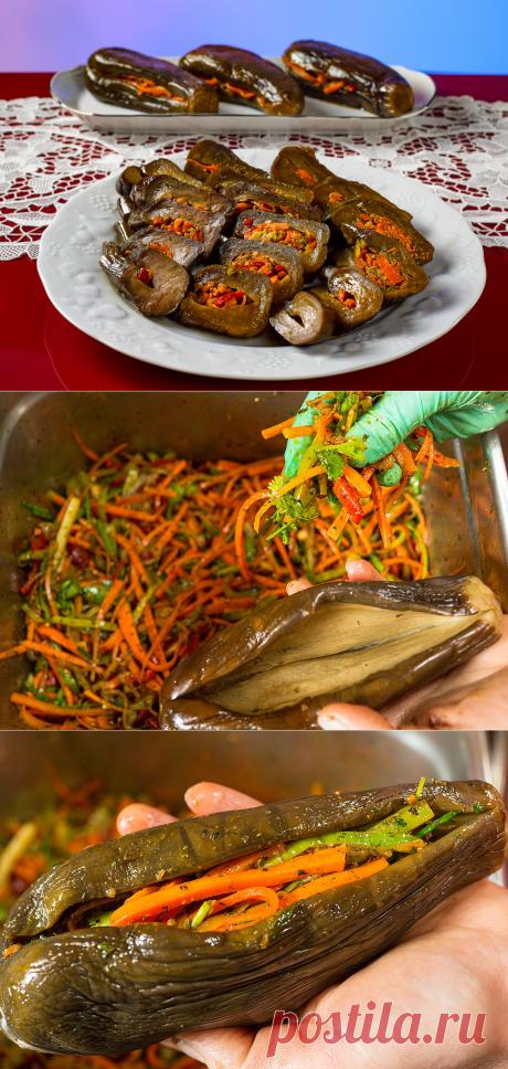 Marinated eggplants: stalic - Page 2
