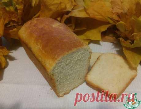 Хлеб соленый – кулинарный рецепт