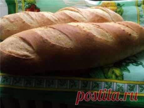 Батон нарезной из муки в/с ( довоенный) : Хлеб, батоны, багеты, чиабатта