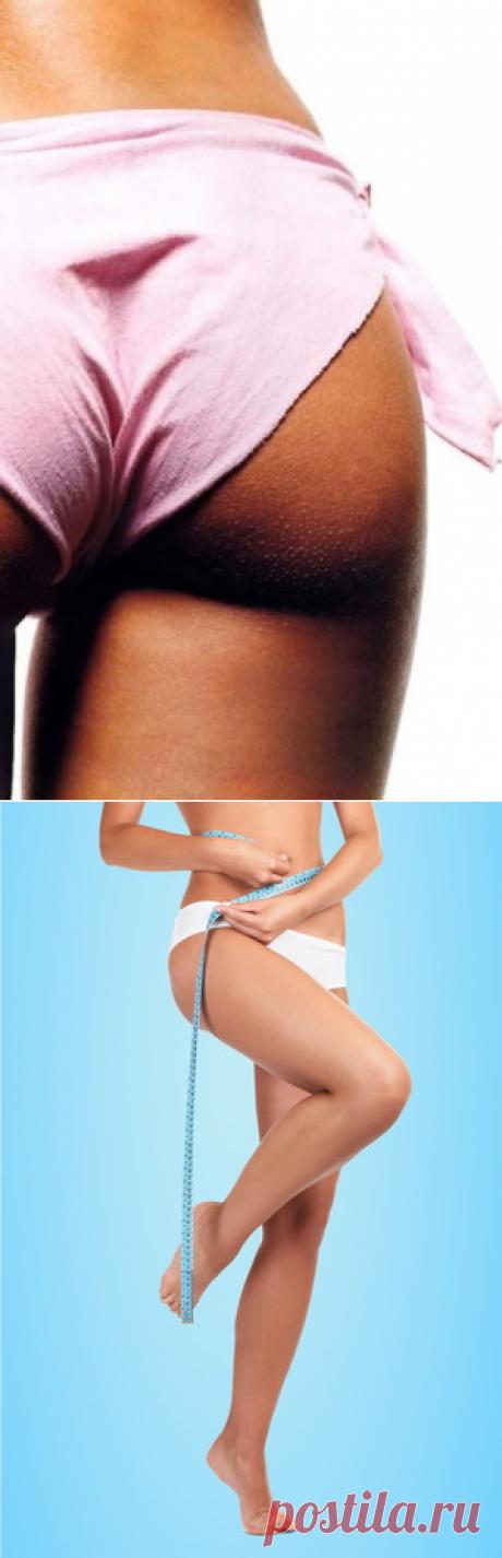 Секреты быстрого похудения бедер, талии, ягодиц