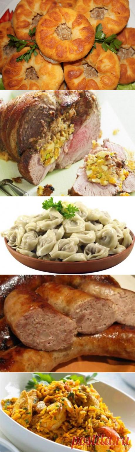 Татарская кухня: 10 рецептов самых популярных блюд | Домашняя кухня