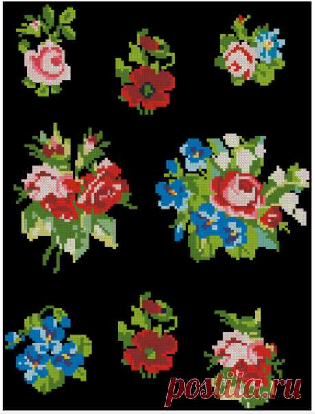 (11) Gallery.ru / Фото #3 - 95 - Embroidery-Handmade