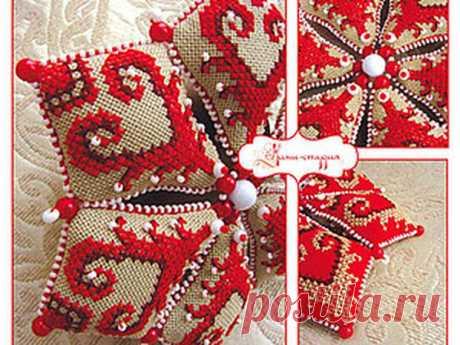 Мастер-класс смотреть онлайн: Мастер-класс: делаем оригинальную текстильную звезду на Новый год