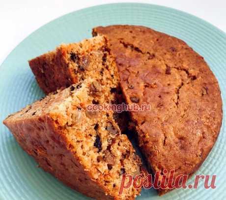 Морковный пирог рецепт - Рецепты | CookingHub.ru
