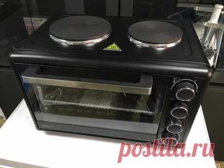 Электропечь Dexp VN-3300 HP черный: отзывы, характеристики, плюсы и минусы, цена