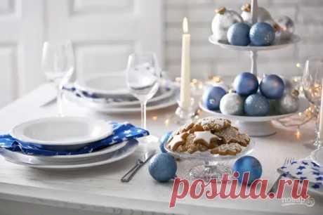 Вкусно и красиво! Новогоднее меню на год Быка 2021 - Ваши любимые рецепты - медиаплатформа МирТесен