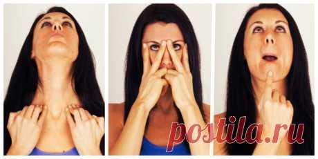 Упражнения для подтяжки мышц шеи и лица: 10 самых эффективных