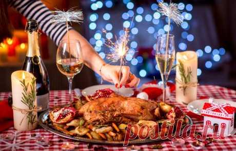 Новогодняя кулинария и подготовка новогоднего стола к празднику - 12 советов для кухни, которые помогут быстро и с фантазией накрыть новогодний стол: