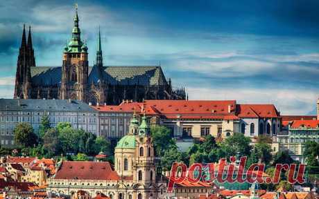 Волшебная двадцатка Праги