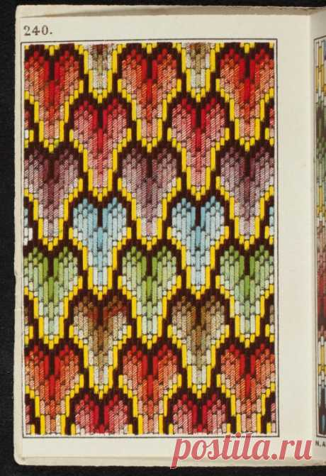 (6) Gallery.ru / Фото #2 - Album de tapisserie 240 - gabbach
