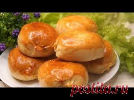 Пирожки Минутки из Чудо теста! рецепт с фото