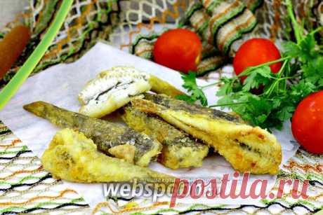 Бычки жареные рецепт с фото, как приготовить жареные бычки на Webspoon.ru