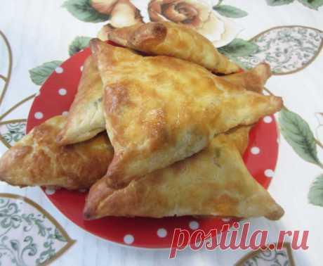 Самса - рецепты популярной восточной выпечки