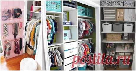 Идеи хранения, достойные внимания, — это больше, чем обычный шкаф ...