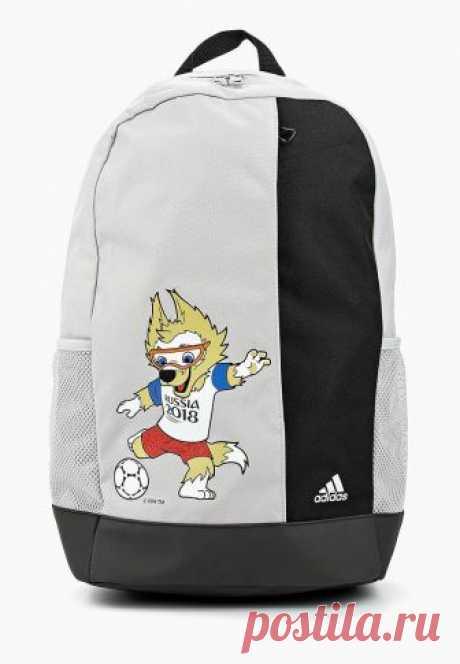 Рюкзак adidas MASCOT BP купить за 2 990 руб AD002BUALSS1 в интернет-магазине Lamoda.ru