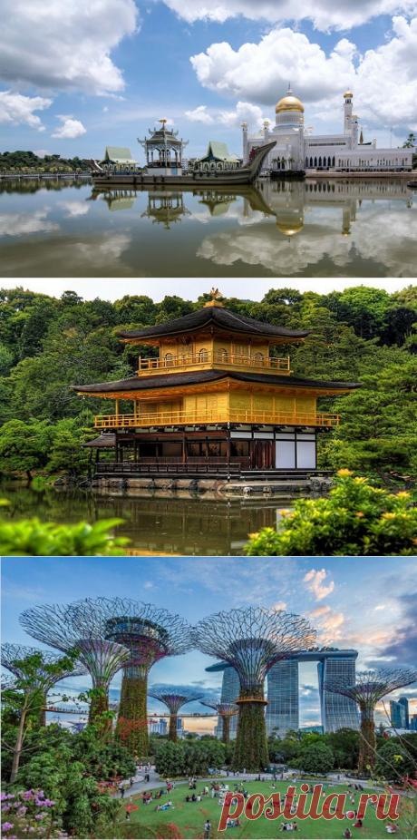 Золотая, дремотная… Лучшие круизы по Азии