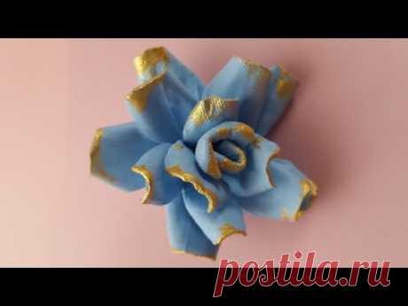 Tutorial trandafir din cartoane de oua--  Rose tutorial from egg cartons