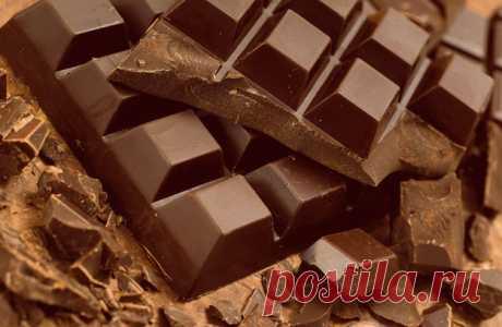 Шоколадная диета — похудение никогда еще не было проще чем по данному методу