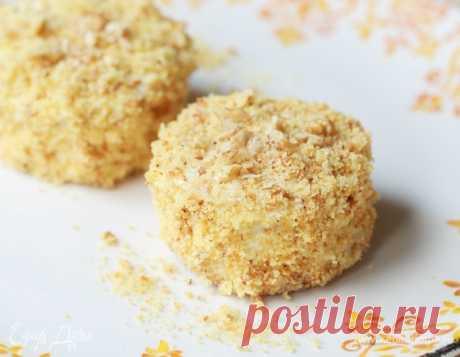 Пирожное «Белочка» . Ингредиенты: яйца куриные, сахарный песок, йогурт натуральный