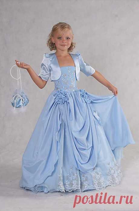Платье ( ChiL 12 ) Размер: 80, 90  100, 110, 120, 130, 140,150,160 Материал : сатин + атлас