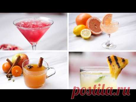 Fall Cocktails Around The World •Tasty