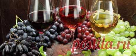 Винные сорта винограда. На практике лучше использовать сорта винограда для вина, которые обладают богатым вкусом, глубоким ароматом и насыщенным оттенком.