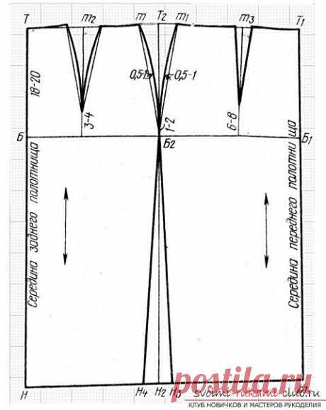 Оформление красивой юбки-карандаш своими руками - мастер-класс бесплатной выкройки
