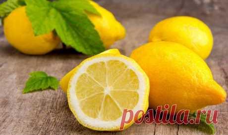 Использование лимона в быту — Полезные советы