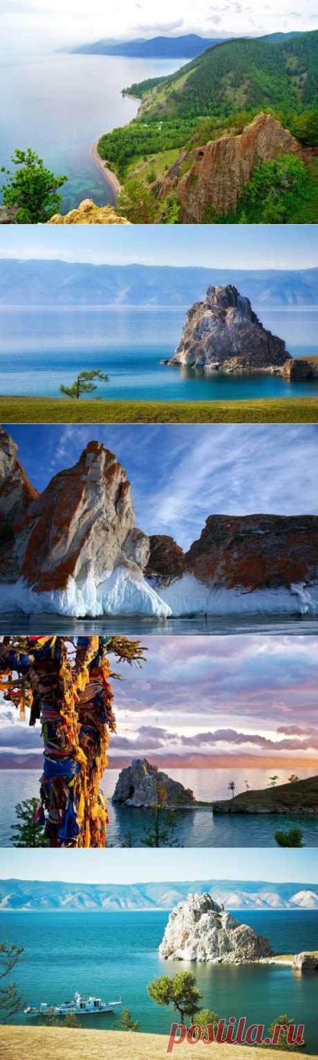 Наш красавец Байкал | Среда обитания