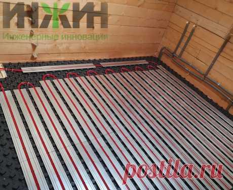 Монтаж отопления в деревянном доме, фото 814