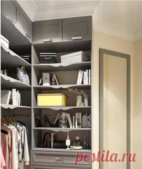 Используем потолок в прихожей / Организованное хранение / ВТОРАЯ УЛИЦА