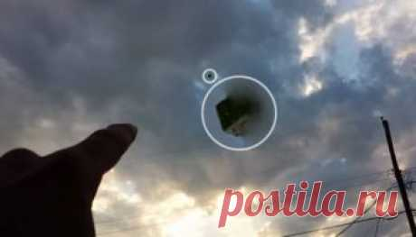"""Сразу 3 больших НЛО """"завестились"""" штатом Нью-Йорк (видео) - 16 Июня 2018 - Прораб Днепропетровщины"""