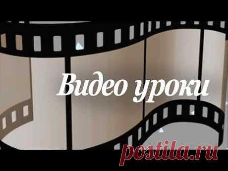 Заставка для Канала! Создание Видео. - YouTube