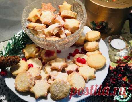 Творожное печенье на Хануку – кулинарный рецепт