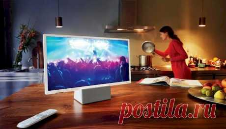 Сколько электроэнергии потребляет телевизор в час и в месяц